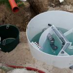 Inštalácia domovej čističky odpadových vôd