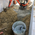 Topoľčany - inštalácia čističky odpadových vôd